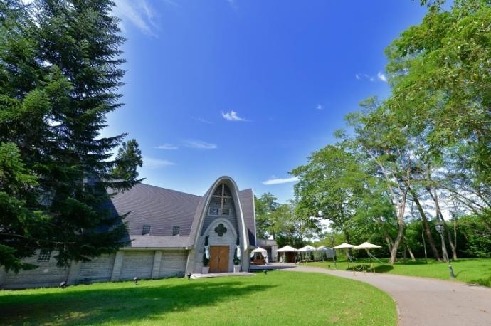 ガーデンチャペル 聖パトリック教会