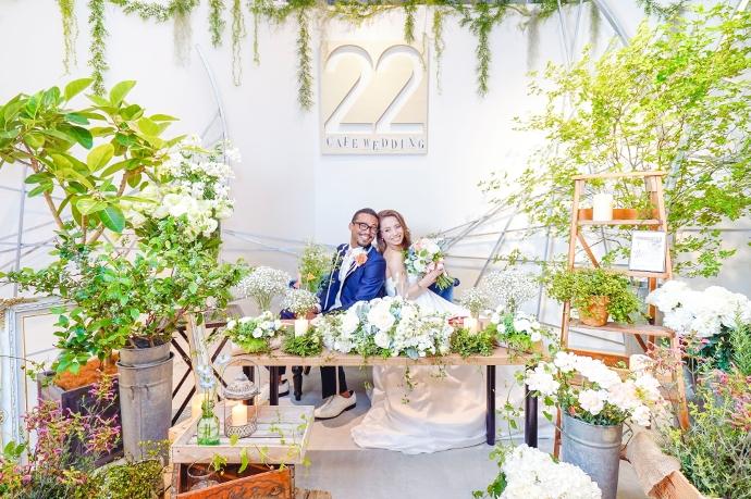 CAFE&WEDDING22(カフェアンドウェディングトゥエンティツー)